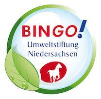 Logo Bingo - die Umweltlotterie